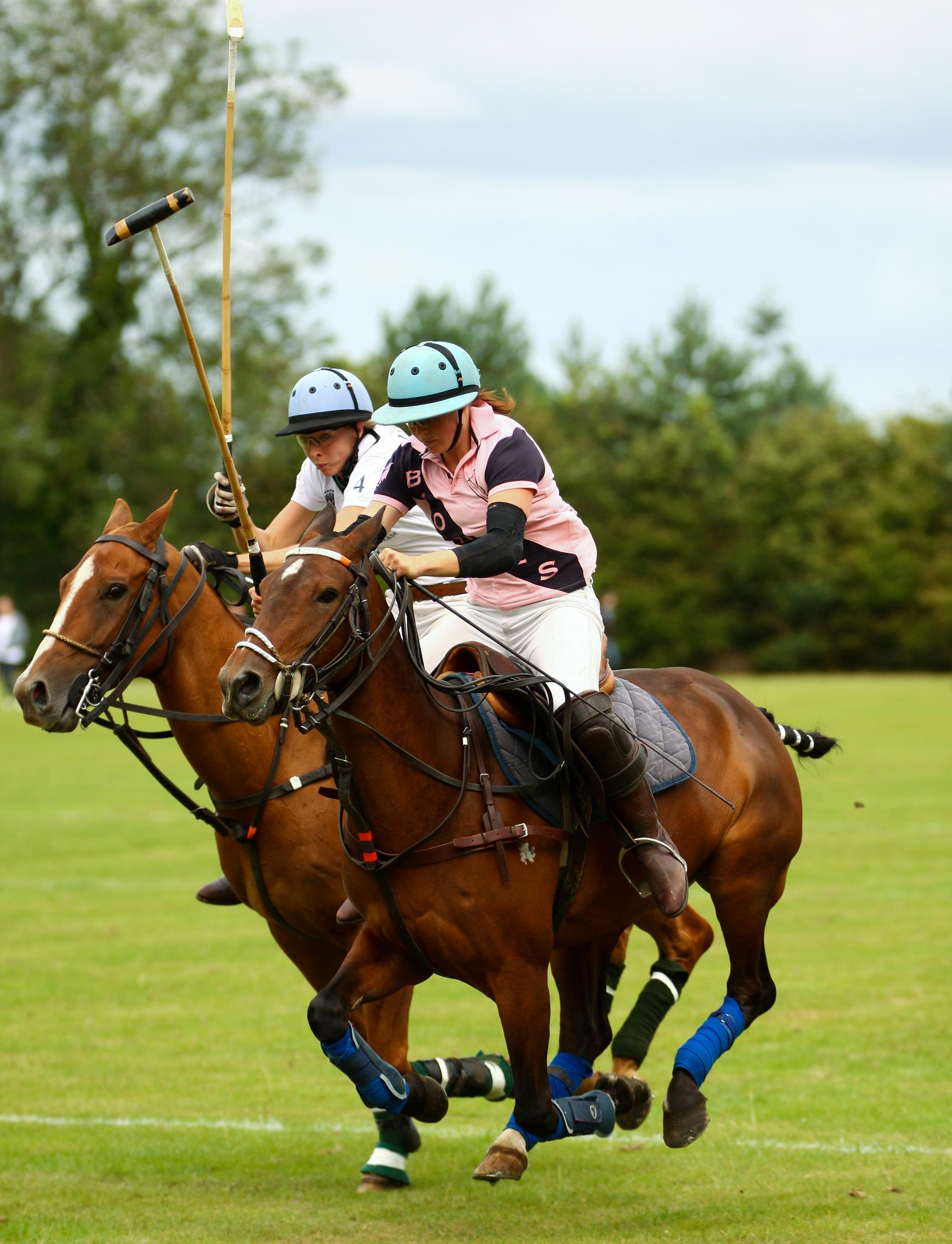 The International Ladies Polo Tournament @ Ashford