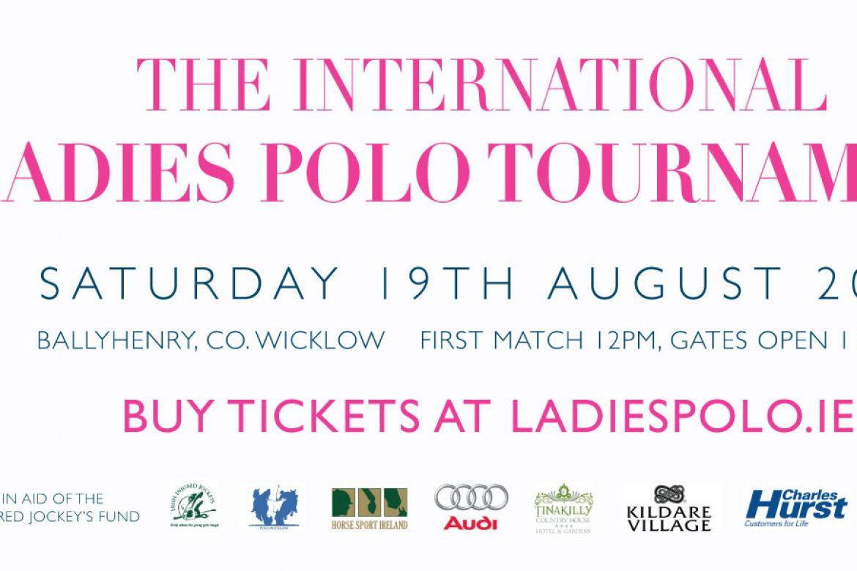 The 2017 International Ladies Polo Tournament