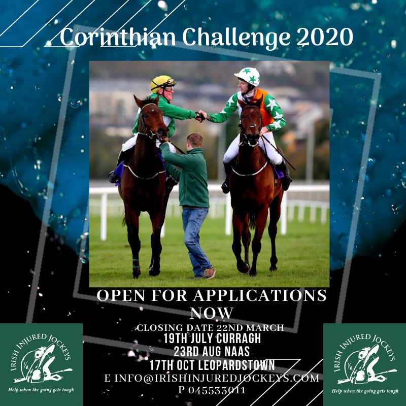 The Corinthian Challenge 2020