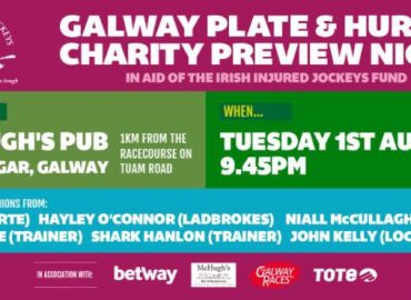 Galway Plate & Hurdle Charity Preview Night
