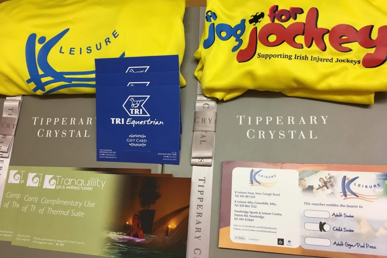 Jog for Jockeys Categories and Prizes