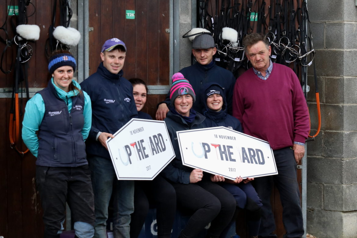 Celebrations And Comebacks at The Punchestown Winter Festival
