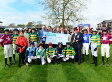 Presentations at Punchestown Festival