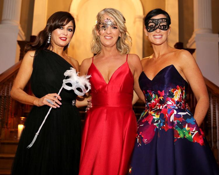 Masquerade Ball at Palmerstown House Estate in aid of Irish Injured Jockeys