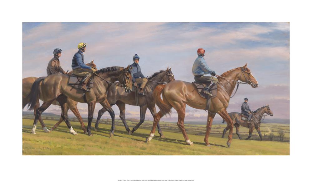 Irish Injured Jockeys Christmas Cards and CALENDARS now available