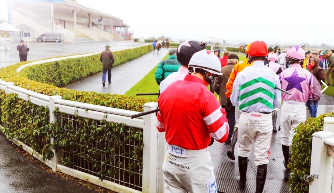 New app Supporting Jockeys nutrition